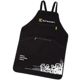 Birzman Working Apron with Pouch Pockets black